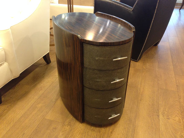 Flatiron Side Table