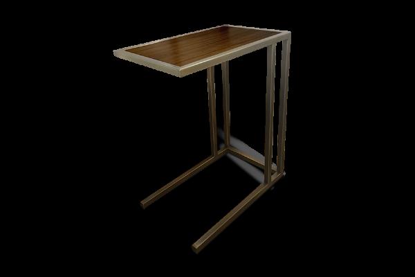 Sutphin Bronze Snack Table